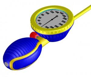 Blood Pressure ResQ Cuff™